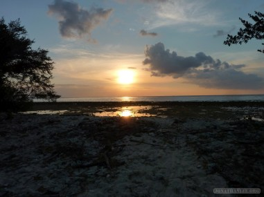 Gili Trawangan - sunset 1