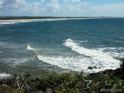 Gold Coast - Byron bay scenery 4