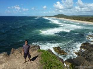 Gold Coast - Byron bay scenery 6