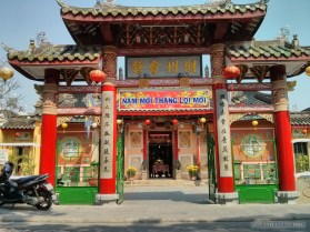 Hoi An - Chinese temple 1