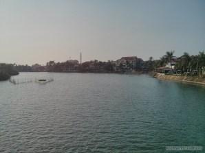 Hoi An - biking river view 2