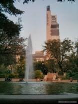 Hong Kong - Kowloon park fountain