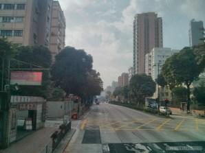 Hong Kong - Kowloon street view