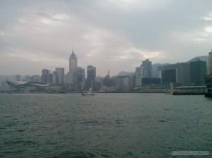 Hong Kong - city view 2
