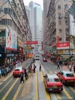 Hong Kong - trolley ride 5