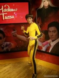 Hong Kong - wax museum Bruce Lee