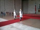 Honor guard - air force guard change 1