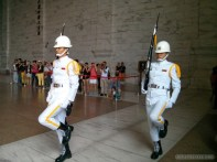 Honor guard - air force marching