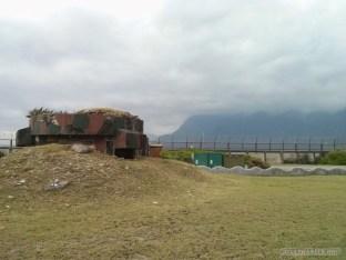 Hualien - coastline trail bunker