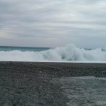 Hualien - coastline trail wave 2