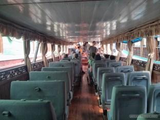 Huay Xai to Luang Prabang - slow boat 1