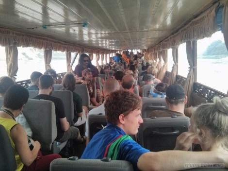 Huay Xai to Luang Prabang - slow boat 4