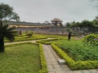 Hue - Citadel lawn 2