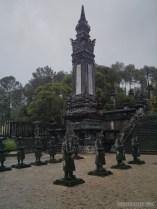Hue - Khai Dinh tomb 2