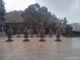 Hue - Khai Dinh tomb 7