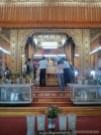 Inle Lake - Phaung Daw Oo golden lumps 2