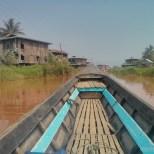 Inle Lake - boat tour 8