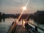 Inle Lake - sunset 2