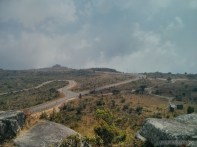 Kampot - Bokor mountain view 4