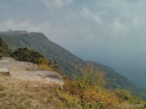 Kampot - Bokor mountain view 6