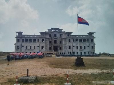 Kampot - old hotel 1