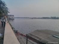 Kampot - river side 2