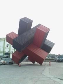 Kaohsiung - Pier 2 art cube