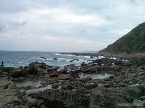 Kenting - Jialeshui coastline 1
