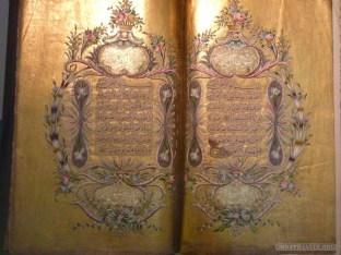 Kuala Lumpur - Museum of Islamic Art Koran 2