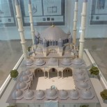 Kuala Lumpur - Museum of Islamic Art model mosque 1