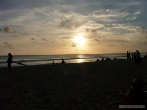 Kuta Bali - sunset 1
