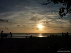 Kuta Bali - sunset 2