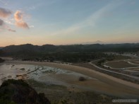Lombok - sunset beach 3