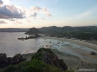 Lombok - sunset beach 4