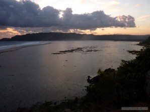 Lombok - sunset beach 5