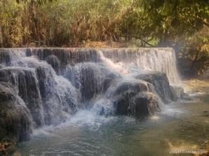 Luang Prabang - Kuang Si waterfall 10