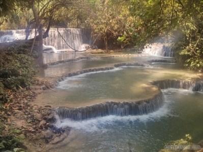 Luang Prabang - Kuang Si waterfall 9