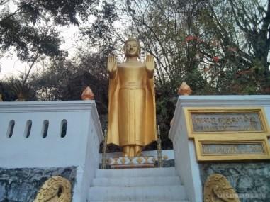 Luang Prabang - Mount Phousi Buddha