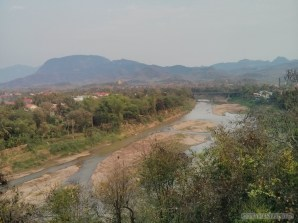 Luang Prabang - Mount Phousi scenery 1