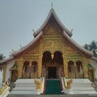 Luang Prabang - Royal Palace Haw Pha Bang