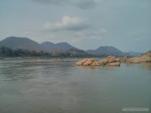Luang Prabang - river view 7