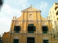 Macau - St Dominic chuch