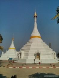 Mae Hong Son - Wat Phrathat Doi Kongmu 2
