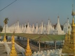 Mandalay - Kuthodaw Pagoda 7