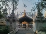 Mandalay - Kuthodaw Pagoda 8