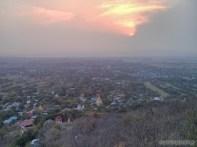 Mandalay - Mandalay hill view 3