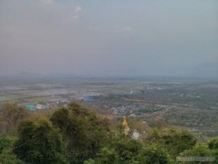 Mandalay - Mandalay hill view 6