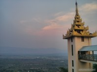 Mandalay - Mandalay hill view 8