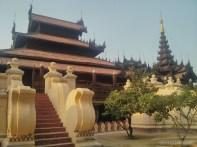 Mandalay - Shwe In Bin monastry 2
