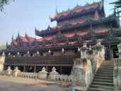 Mandalay - Shwenandaw Kyaung 2